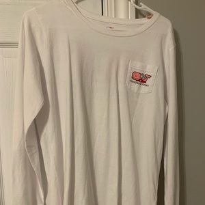 NWT Vineyard Vines valentine's day long sleeve
